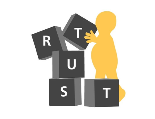 Managers trust and credibility