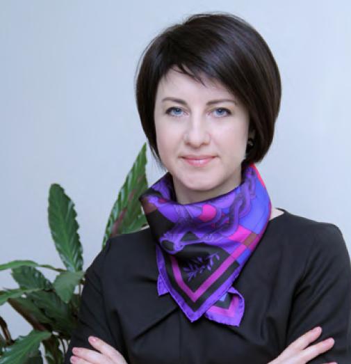 Cristina Doros Interview