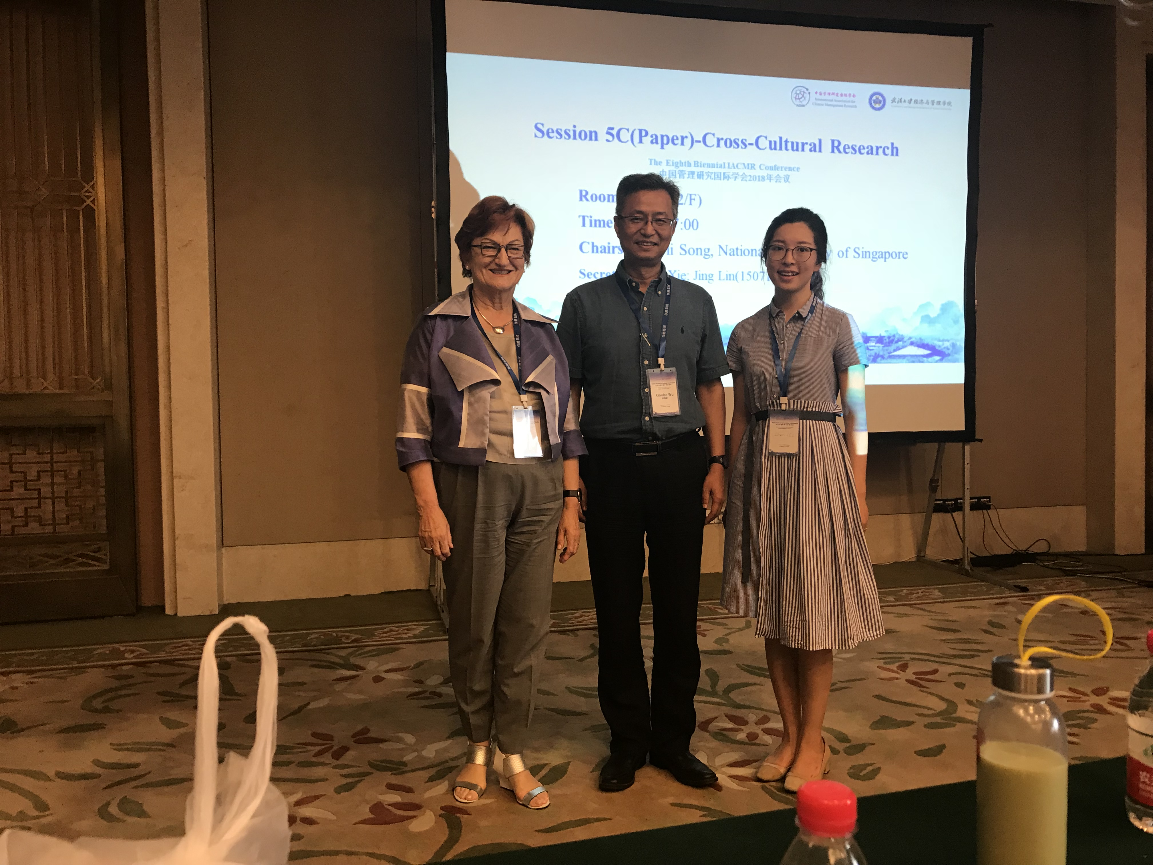 D.Purg, Xiaobo Wu, Linan Lei (Wuhan)