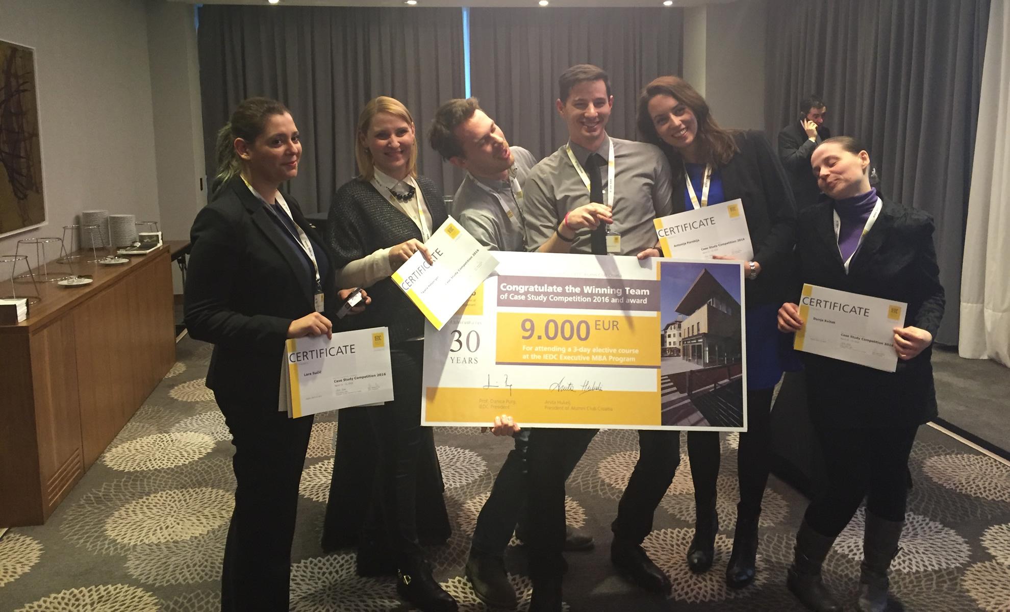 IEDC CSC Zagreb