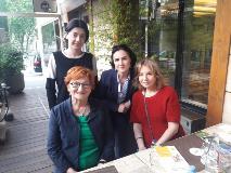 Alumni meeting Tbilisi