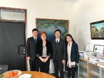 China delegation