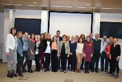 IEDC team and Dr. Kraljič
