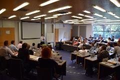 Turk MBA class